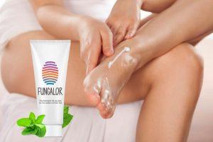 fungalor Крем крака на жена