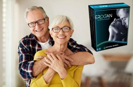 Мъж, жена, капсули Erogan