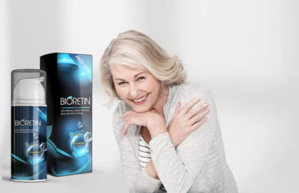 Биоретин, доволна жена
