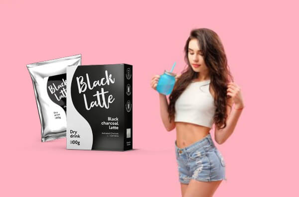 блек латте, момиче