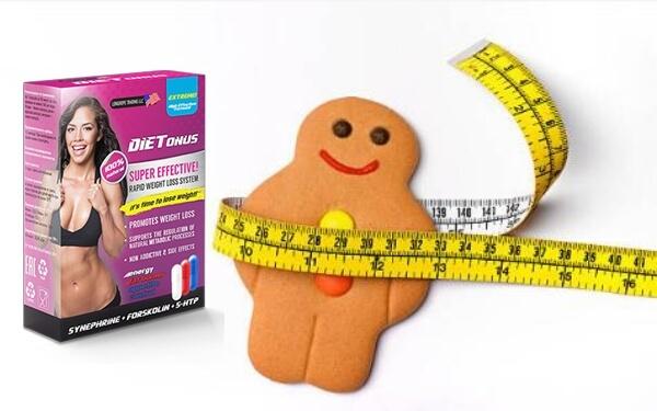 Dietonus, сантиметър, бисквитка
