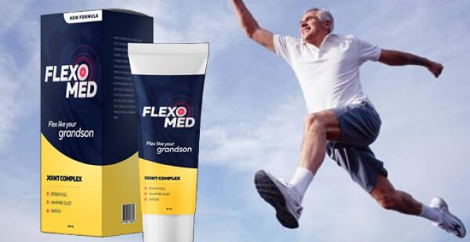 FlexoMed, мъж