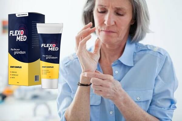 флексомед, жена, болка ръка