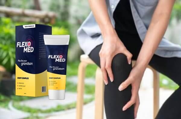 FlexoMed Гел, болки в коляно