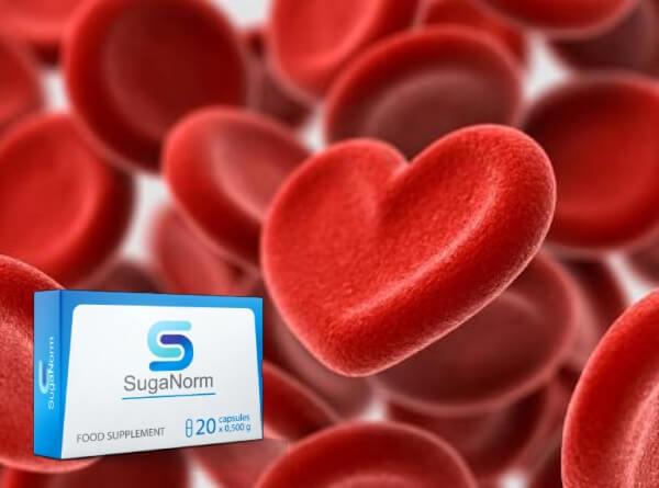сърце, кръв, suganorm
