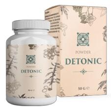 Detonic - Прах за Хипертония, Отслабване и Уриниране