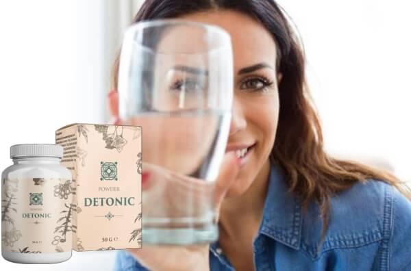 вода, detonic