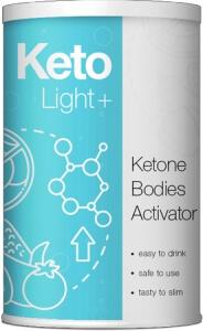 keto light plus кутия напитка