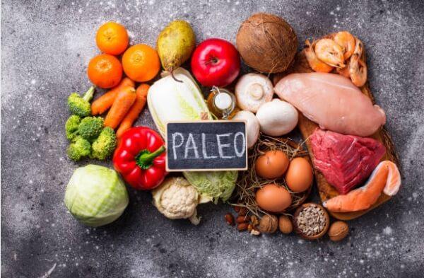 палео, плодове, зеленчуци, месо