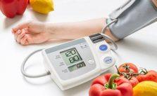 плодове, зеленчуци, кръвно налягане, хипертония