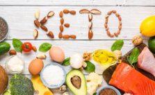 кето диета, храни, меню