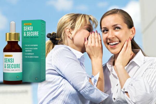 Auresoil Sensi & Secure цена в България