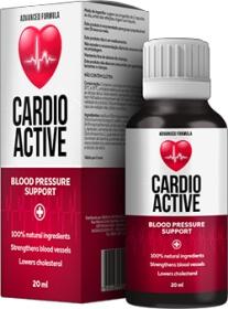 CardioActive 20 мл Капки България