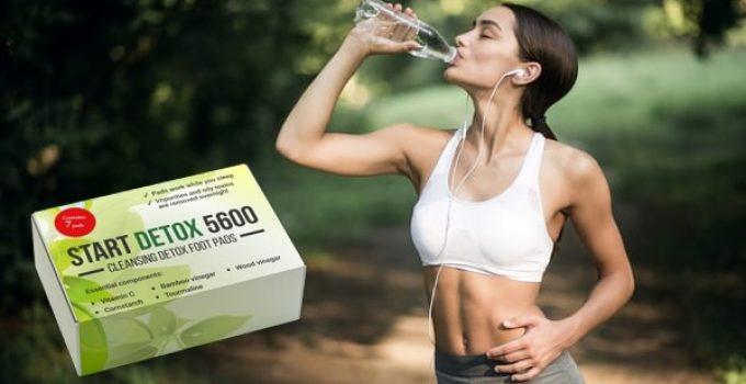 Start Detox 5600 – Пластири с Естествени Съставки за По-Лесен Детокс