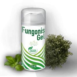 Fungonis Gel 15 ml България