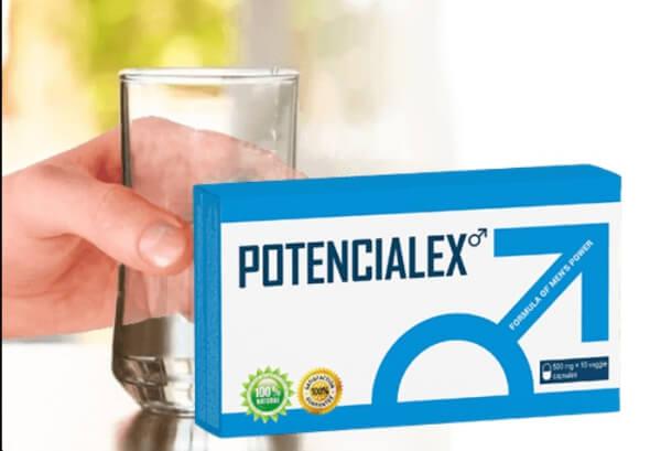 potencialex капсули цена