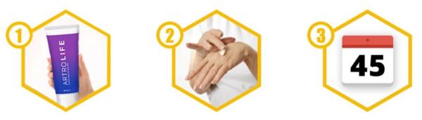 употреба на крем artro life