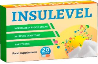 Insulevel диабет 20 капсули България