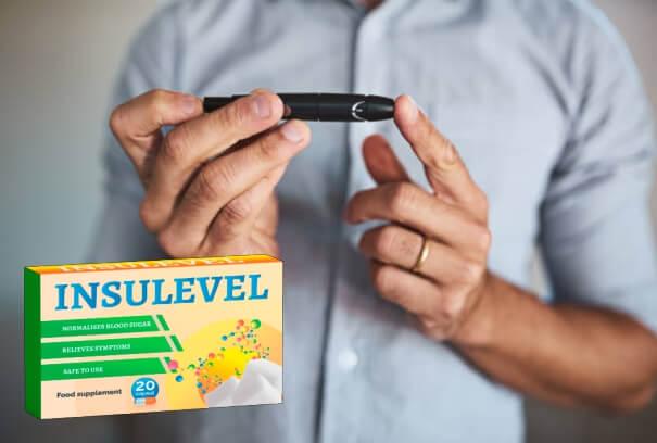 Insulevel капсули цена България