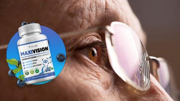 MaxiVision капсули очи
