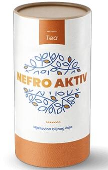 Nefro Aktiv Чай България