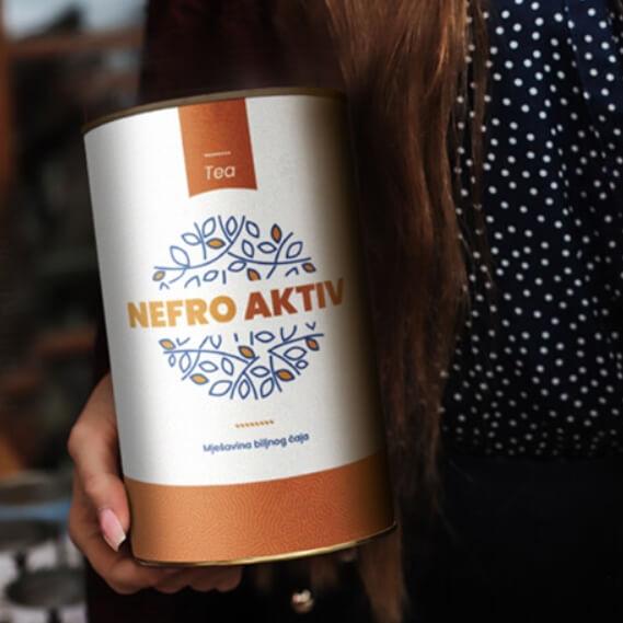 чай нефро актив за бъбреци