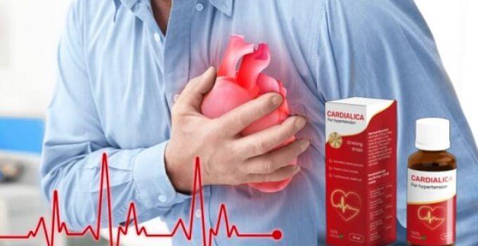 Cardialica – био-решение за хипертония! Отзиви и цена на клиентите през 2021 г.?