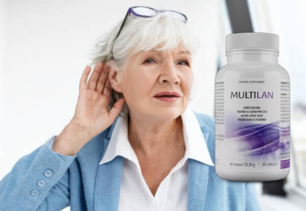 капсули Multilan уши