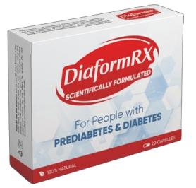 DiaformRX капсули за диабет България