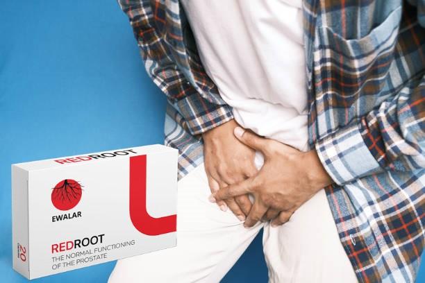 Redroot хранителна добавка, ефект, простата