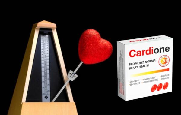 кардионе капсули
