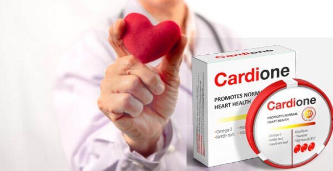 CardiOne – Билкови капсули за кръвно налягане! Работи ли – мнения и цена?